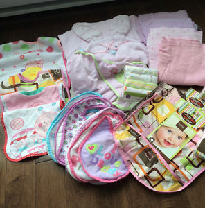 Girls Baby Items