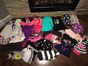 Girls Clothing Size 4T
