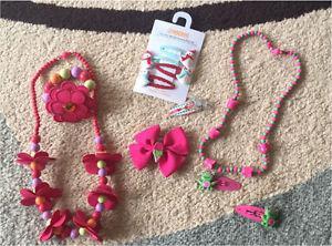 Girls Gymboree Jewelry lot