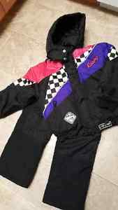 Girls Snow Suit Size 12