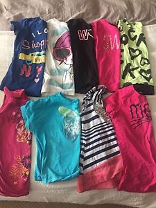 Girls size 7/8 lot 23 items