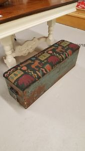 HOME DECOR FIRE PLACE KINDLING CHEST