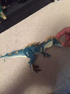 Jurassic park Dino showdown allosaurus