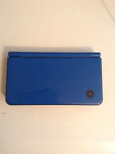 Nintendo DSi XL with Super Mario 64 DS and charger