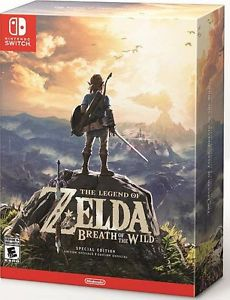 SAVE $20 Nintendo Switch The Legend of Zelda: Breath of the