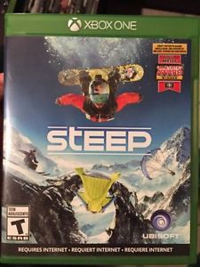 STEEP XBOX ONE *used once*