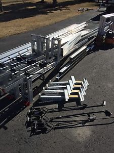 Siding equipment.