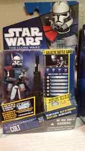 Star Wars Clone Commander Colt