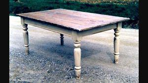 Wanted: Antique Wooden Table Legs