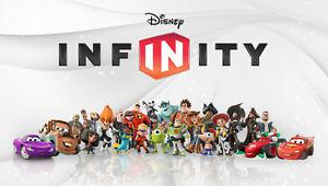 Wanted: Disney Infinity 3.0 Game for Xbox 360 and Characters