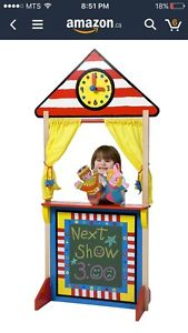 Wanted: Wanted: Puppet Theatre and Puppets