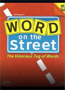 Word on the street board game
