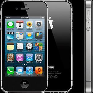 iPhone 4S 32 GB Telus Koodo Mobile.