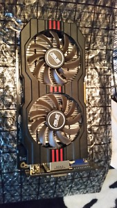ASUS GTX 750 Ti OC video card for sale