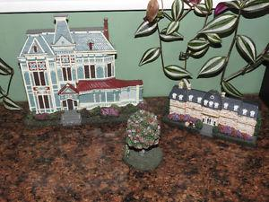 CATHERINE KARNES MUNN miniature collection pieces - ALL for