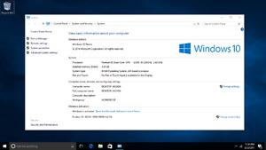 "Dell Desktop 2.6GHz DualCore/4GB RAM/250GB HDD/17"" Monitor/"