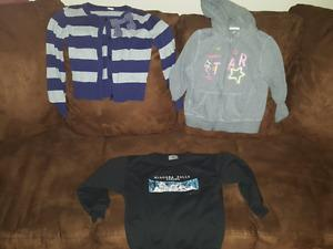 Girls size 6, 7 clothes