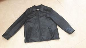 Lamb Leather Jacket size L