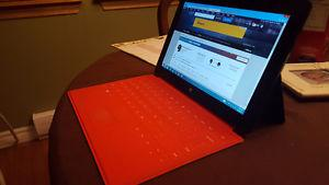 Microsoft Surface RT w/Touch Keyboard