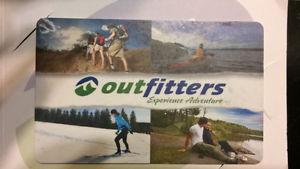 Outfitters Gift Card ($75 Value)