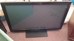 """Panasonic 42"""" Flat screen TV"""
