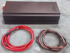 Pure Sine Wave 12V DC to 115V AC Power Inverter * 300W