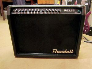 Randall RG100 G3 Plus 100 Watt Hybrid Guitar Amp.