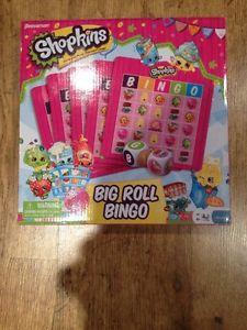 Shopkins Bingo