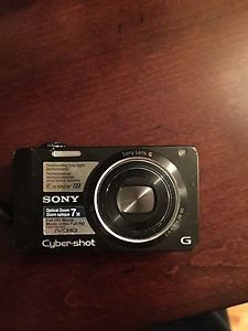 Sony cyber shot digital camera 16.2 mp