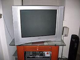 Sony trinitron tube tv (great for retro gaming)