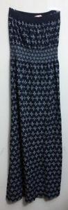 Tube Top Style Maxi Dress