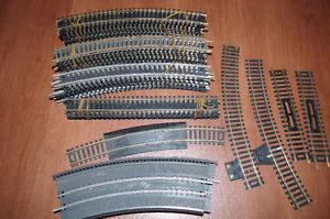 Used HO scale Track