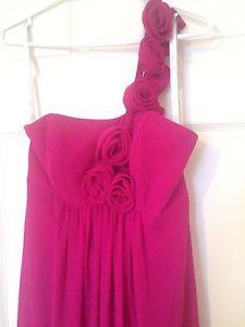 Wanted: Fuchsia Prom Dress Size 2