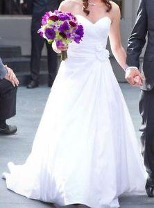Wedding Dress $ OBO