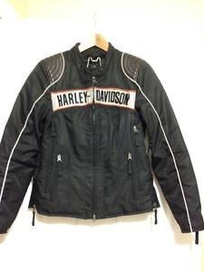 Women Harley Davidson Jacket