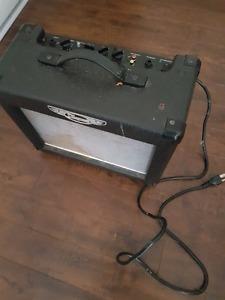 15 watt amp. Make me an offer
