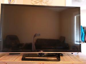 """55""""LG Flatscreen TV"""