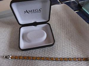 Amega - Lady's Gold ION Brsacelet