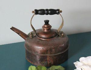 Antique Tea Kettle