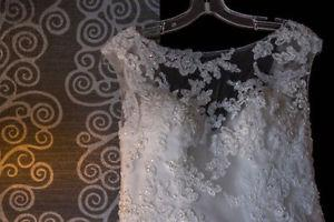 Betty Rubin Wedding Dress