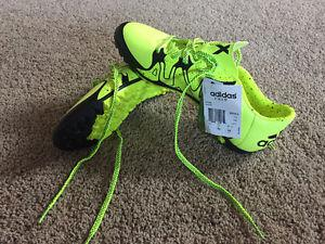 Brand New Adidas Soccer Turf Cleats - Size 8