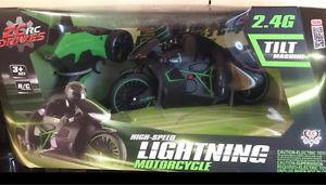Brand New Remote Control Motorcycle