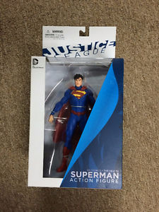 DC DIRECT NEW 52 SUPERMAN ACTION FIGURE (Mint in Box)