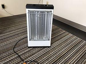 Electric room heater