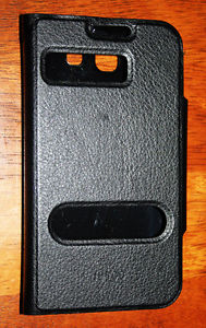 For Sale (1) Hard Case for Samsung Galaxy S3 / i (Black)
