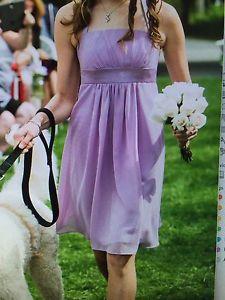 Junior Bridesmaid dress for sale