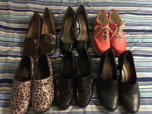 Ladies Footwear size 9 & 9.5 New