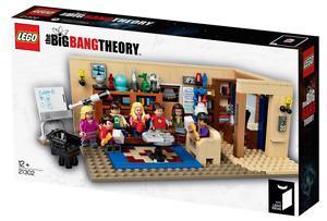 Lego Big Bang Theory New in Box