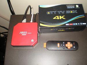 M8S+ Plus II Android 6.0 Smart TV Box Amlogic SGB/32G