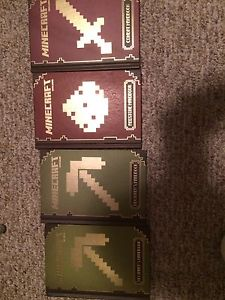 Minecraft strategy guides